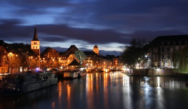 True colors of strasbourg HD wallpaper