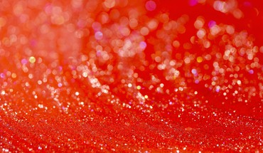 Red sparkles HD wallpaper