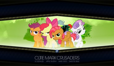 Pony: friendship is magic crusaders babs seed HD wallpaper