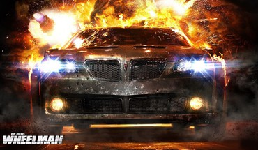 The wheelman HD wallpaper