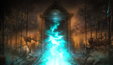 Spirituosen gate  HD wallpaper