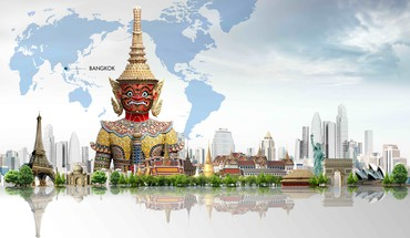Bangkok  HD wallpaper