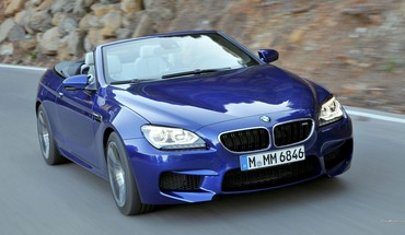 voitures BMW de M6 Cabriolet  HD wallpaper