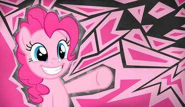 Pinkie shards HD wallpaper