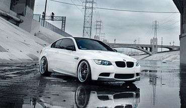 Bmw e92 cars reflections vehicles HD wallpaper