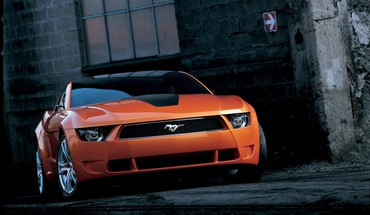 Automobiliai Ford Mustang auto  HD wallpaper