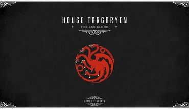 Game of thrones house targaryen HD wallpaper