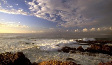 Seashore au gros California Sur  HD wallpaper