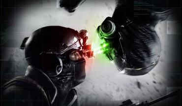 Video žaidimai Sam Fisher Splinter Cell juodąjį sąrašą  HD wallpaper