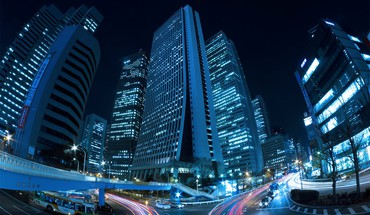 Japan tokyo cityscapes city lights shinjuku HD wallpaper