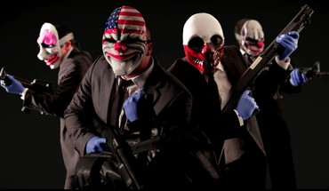 Payday jeu The Heist  HD wallpaper