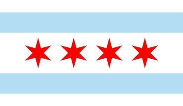 flag Chicago  HD wallpaper