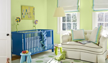 Beautiful nursery HD wallpaper