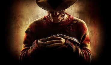 Nightmare on elm street artwork cowboy hats HD wallpaper