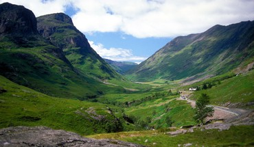 Glencoe  HD wallpaper