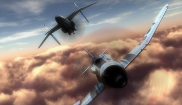 The sky crawlers aircraft artwork aviation clouds HD wallpaper