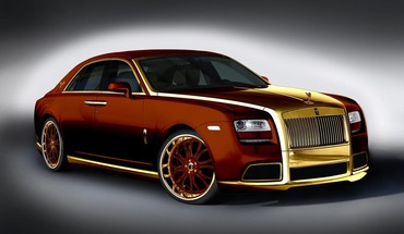 Milano rolls royce ghost HD wallpaper