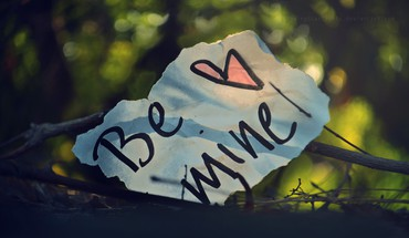 Be mine  HD wallpaper