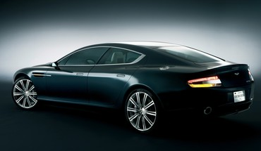 Cars concept art aston martin rapide HD wallpaper