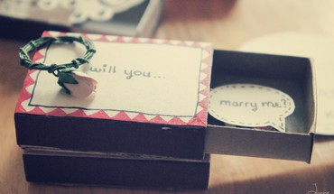Will you marry me HD wallpaper