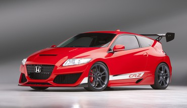 Honda crz cars tuning HD wallpaper