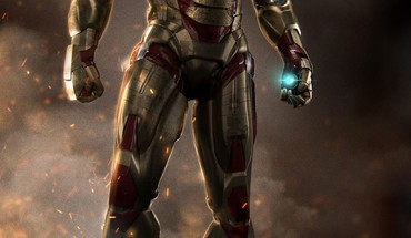 Iron man artwork marvel comics 3 mark 42 HD wallpaper