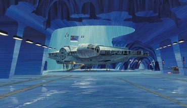 Ralph mcquarrie star wars artwork concept art HD wallpaper