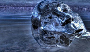 Water wet surreal hdr photography 3d HD wallpaper