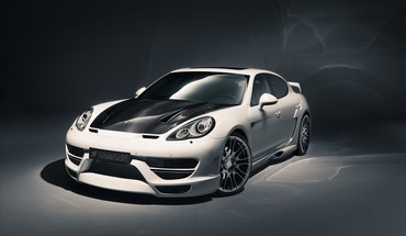 Cars porsche panamera hamann cyrano HD wallpaper