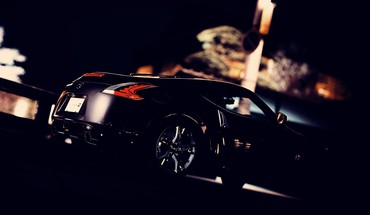 5 lenktynių Playstation 3 fairlady Z34 370Z  HD wallpaper