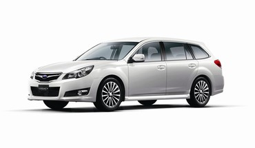 Subaru legacy cars silver HD wallpaper