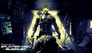 Playstation 3 Splinter Cell juodojo sąrašo  HD wallpaper