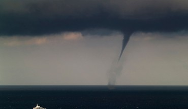 Ocean nature ships tornadoes national geographic HD wallpaper