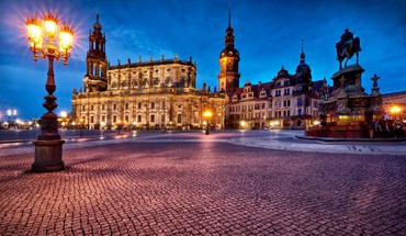 Germany dresden HD wallpaper