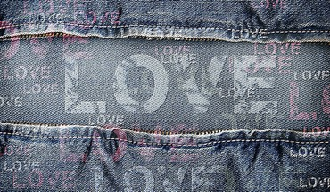 Blue jeans HD wallpaper