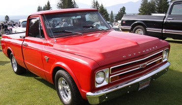 1967 chevrolet c10 LKW  HD wallpaper