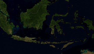 Indonesia satellite HD wallpaper