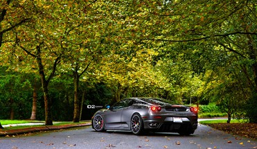 Cars roads ferrari f430 scuderia HD wallpaper