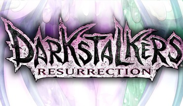Darkstalkers video games logos resurrection HD wallpaper