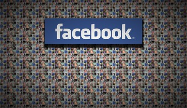 """Facebook"" logotipas  HD wallpaper"