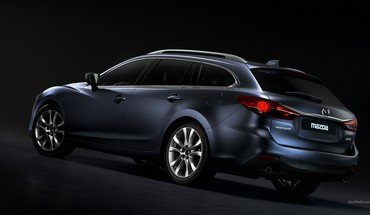 Automobiliai Mazda 6  HD wallpaper