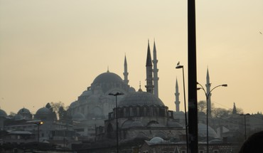 Istanbul turkey turkish mosques HD wallpaper