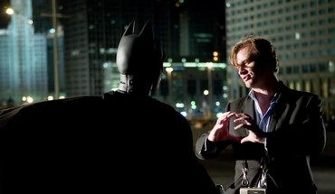The dark knight christopher nolan set photos HD wallpaper