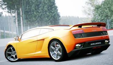 Video games lamborghini gallardo HD wallpaper