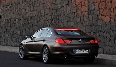 Autos Bmw 640 i  HD wallpaper