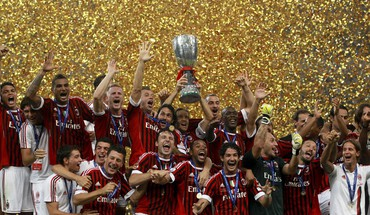 Sports soccer ac milan football teams HD wallpaper