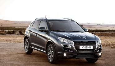 4x4 peugeot 4008 auto 2013 HD wallpaper