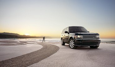 Range rover sport automotive cars HD wallpaper