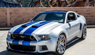 Ford Mustang automobiliai  HD wallpaper