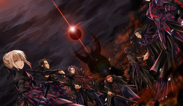 Fate/zero saber alter HD wallpaper